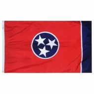 4' X 6' Nylon Tennessee State Flag