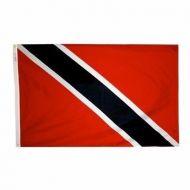 5' X 8' Nylon Trinidad & Tobago Flag