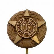 Cast Bronze Grave Marker - All Veterans