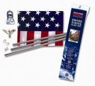 Deluxe Home US Flag Kit