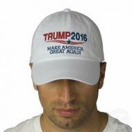 Donald Trump For President 2016 Star Baseball Cap