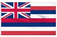 Economy Printed Hawaii State Flags