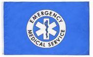 Emergency Medical Service (EMS) Flag