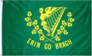 Lightweight Poly Erin Go Bragh Irish Flag