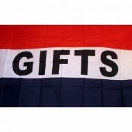 Lightweight Poly Gifts Flag