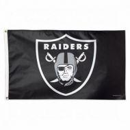 Premium 3' X 5' Oakland Raiders Flag