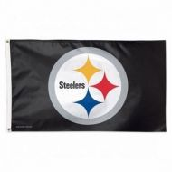 Premium 3' X 5' Pittsburgh Steelers Logo Flag