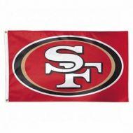 Premium 3' X 5' San Francisco 49ers Flag
