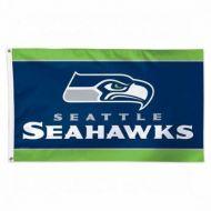 Premium 3' X 5' Seattle Seahawks Flag