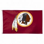 Premium 3' X 5' Washington Redskins Flag