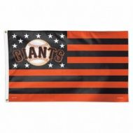 San Francisco Giants Stars and Stripes Flag