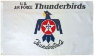 USAF Thunderbirds Flag