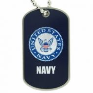 U.S. Navy Dog Tag