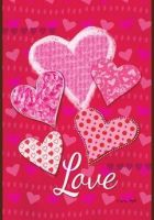 Whole Lotta Love Garden Banner