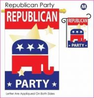 Republican Garden Banner