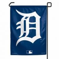 Detroit Tigers Garden Flag