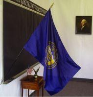 2' X 3' Nebraska Classroom Flag