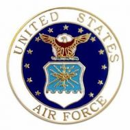 US Air Force Pin