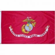 3' X 5' Economy Printed Marine Corps Flag
