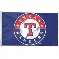 3' X 5' Texas Rangers Flag