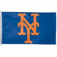 3' X 5' New York Mets Flag