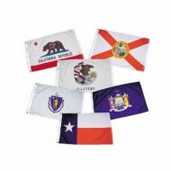 12 X 18 Inch State Flags