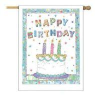 Happy Birthday Banner by Wincraft