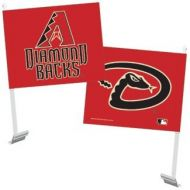 Arizona Diamondbacks Two-Sided Car Flag