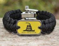 Gadsden Survival Bracelet