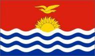 4' X 6' Nylon Kirabati Flag