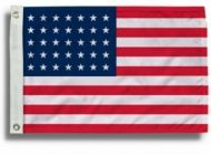 35 Star US Flags