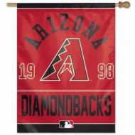 Arizona Diamondbacks Vertical Flag