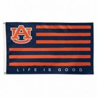 Auburn University / Life is Good Flag