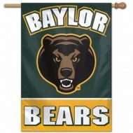 Baylor University Vertical Flag