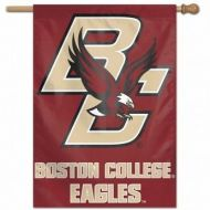 Boston College Vertical Flag
