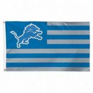 Detroit Lions Americana Flag
