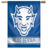 Duke University Vertical Banner Flag