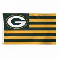 Green Bay Packers Americana Flag