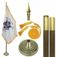Mounted Coast Guard Flag Sets