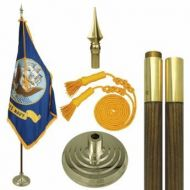 Mounted Navy Flag Sets