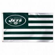 New York Jets Americana Flag