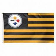 Pittsburgh Steelers Americana Flag