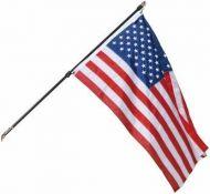 Regal No-Furl US Flag Set