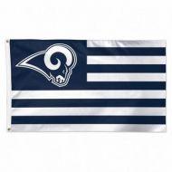 Los Angeles Rams Americana Flag