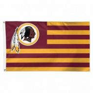 Washington Redskins Americana Flag