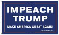 Impeach Trump Flag