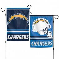 Los Angeles Chargers 2-Sided Garden Banner