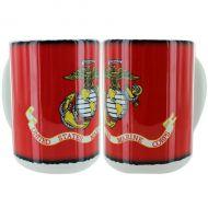 USMC Flag Coffee Mug