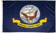 4' X 6' Mil-Tex Military-Grade Navy Flag