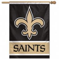 New Orleans Saints Vertical Flag
